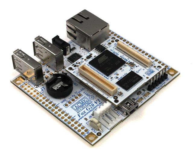 FOX Board G20 - Linux Embedded SBC